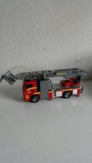 Feuerwehr mit Licht