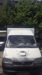Fiat ducato verkaufswagen