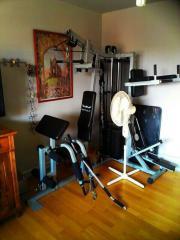 Fitness-Station/BUFFALO
