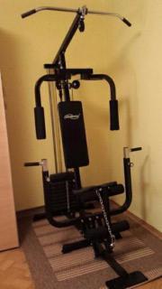 Fitnessgerät inkl. 40