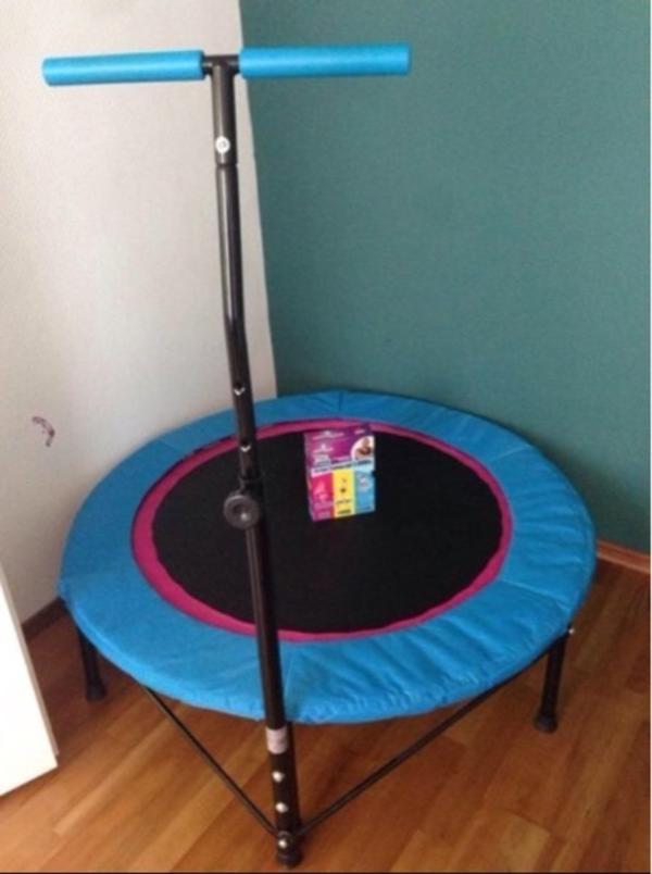 fitness trampolin kaufen gebraucht und g nstig. Black Bedroom Furniture Sets. Home Design Ideas