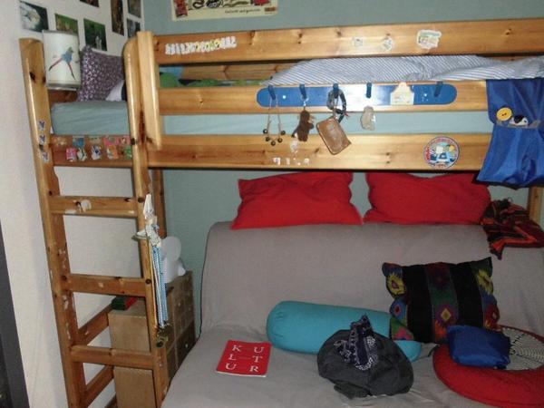 hochbetten schreibtisch neu und gebraucht kaufen bei. Black Bedroom Furniture Sets. Home Design Ideas