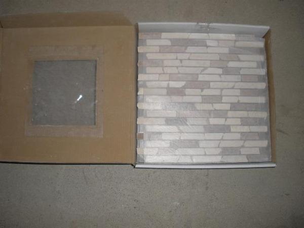 fliesen bord re naturstein in mainz fliesen keramik ziegel kaufen und verkaufen ber. Black Bedroom Furniture Sets. Home Design Ideas