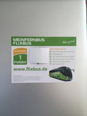 Flixbus Freifahrt Meinfernbus