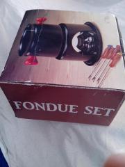 Fondue für 4