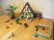 Forsthaus mit Tierpflegestation