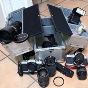 Fotoausrüstung Minolta