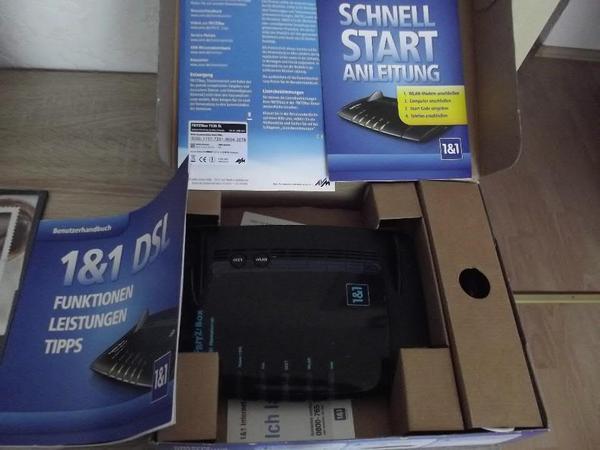 Fritz box 7330sl neuwertig in jockgrim telefonanlagen - 7330 sl ...