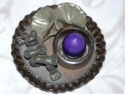 Frosch, Keramik, Deko,