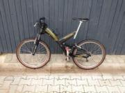 Fully Mountainbike Cannondale