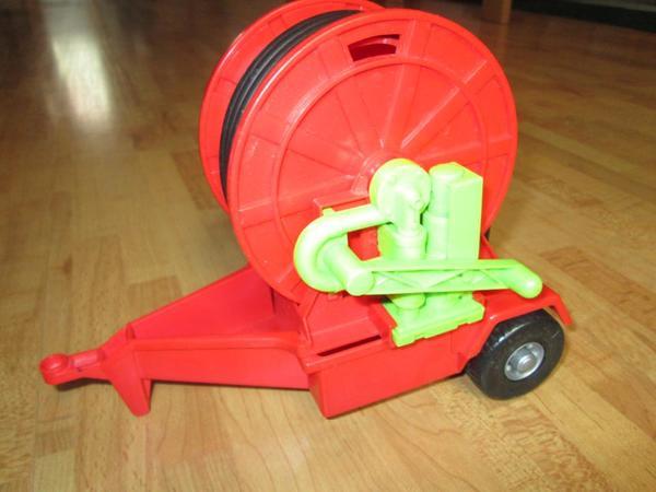 Funktionsfähige wasserspritze spielzeug traktorzubehör