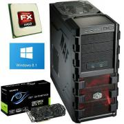 Gaming PC , 8x 4.00GHz , GTX 970 , SSD , 16GB Der Gaming Pc läuft tadellos ohne Probleme! Leistungsstark !! Mainboard: Gigabyte GA-970A-UD3 CPU: AMD FX-8350 8x 4.00GHz CPU Kühler: EKL ... 690,- D-22844Norderstedt Friedrichsgabe Heute, 12:00 Uhr, Norderste - Gaming PC , 8x 4.00GHz , GTX 970 , SSD , 16GB Der Gaming Pc läuft tadellos ohne Probleme! Leistungsstark !! Mainboard: Gigabyte GA-970A-UD3 CPU: AMD FX-8350 8x 4.00GHz CPU Kühler: EKL