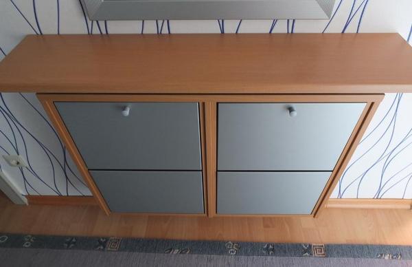 garderobe schuhschrank spiegel modernes design garderoben set in mannheim garderobe flur. Black Bedroom Furniture Sets. Home Design Ideas