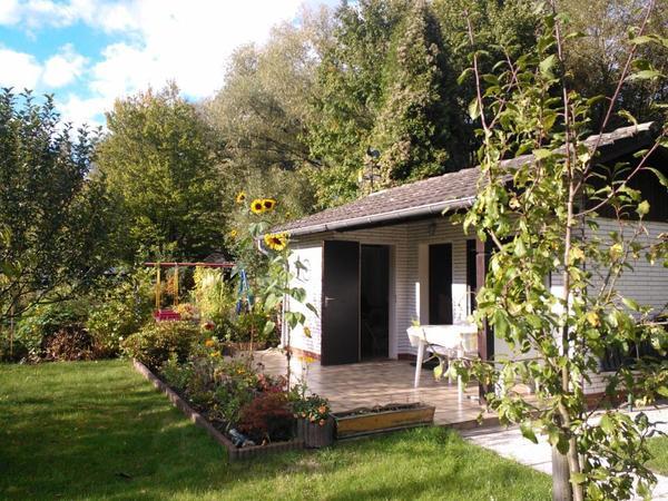 garten in der kleingartenanlage am m hlenbach ob osterfeld zu verkaufen in oberhausen. Black Bedroom Furniture Sets. Home Design Ideas