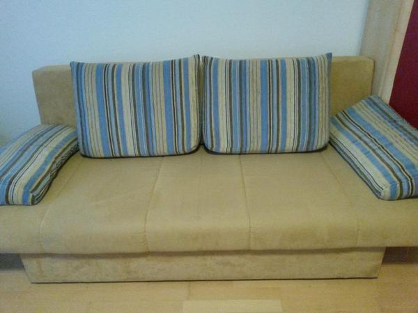 gebrauchte schlaf couch in pfinztal polster sessel couch kaufen und verkaufen ber private. Black Bedroom Furniture Sets. Home Design Ideas