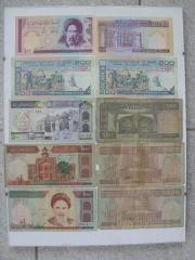 Geld Geldscheine Banknoten