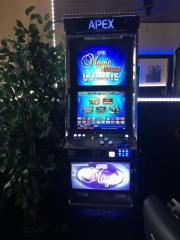 Geldspielautomat APEX - Spielautomat