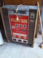 Geldspielautomat Golden Jack
