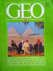 GEO Zeitschriftensammlung