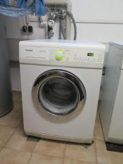 Gepflegte Waschmaschine Matura
