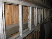 Gerüst Leitern Bau