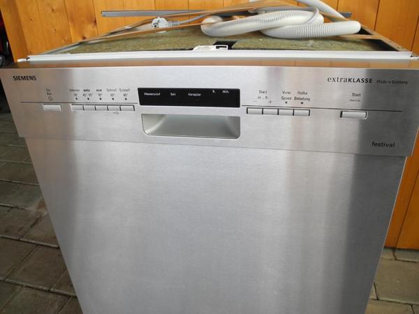 geschirrspülmaschin  neu und gebraucht kaufen bei dhd24com ~ Geschirrspülmaschine Siemens