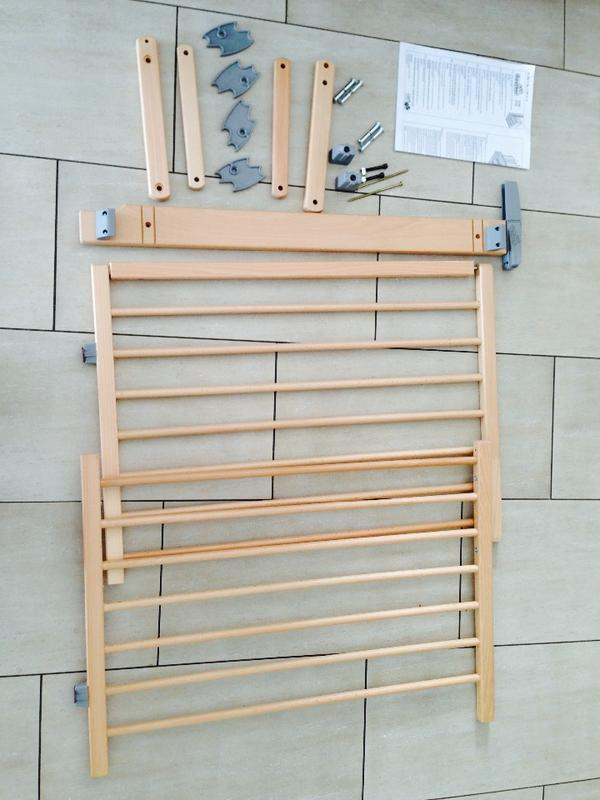 breites treppenschutzgitter neu und gebraucht kaufen bei. Black Bedroom Furniture Sets. Home Design Ideas