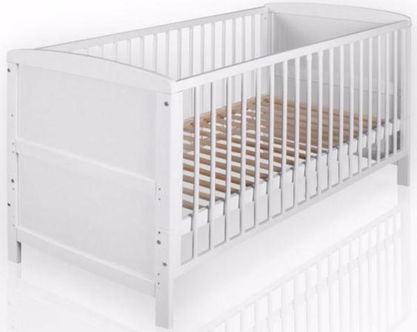 gitterbett in schaan wiegen babybetten reisebetten. Black Bedroom Furniture Sets. Home Design Ideas