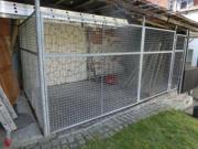 Gitterelemente, für Hundezwinger