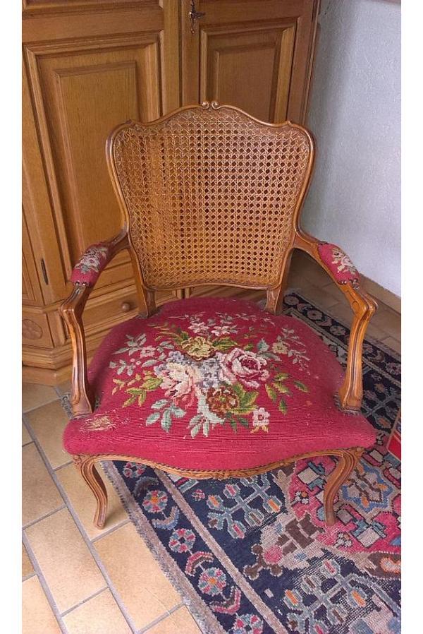 gobelin stuhl antik in wiesenbach sonstige m bel. Black Bedroom Furniture Sets. Home Design Ideas