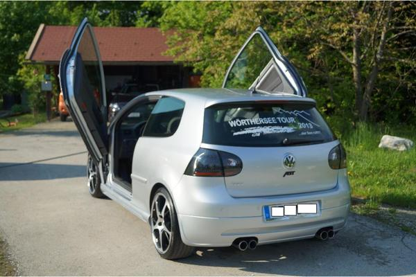 voiture golf 5 gti abt tuning pour 17500. Black Bedroom Furniture Sets. Home Design Ideas