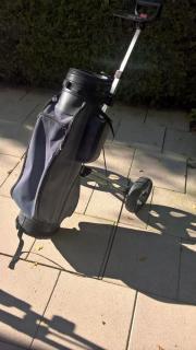 Golf Trolley mit