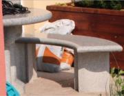 Granit Gartengarnitur (Tisch