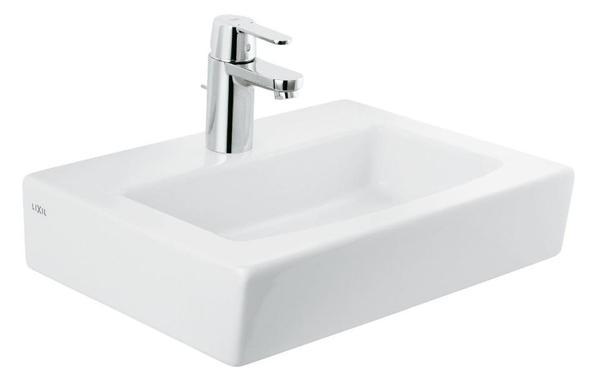 Verkauf rechteckiges wei es keramik waschbecken square - Waschbecken gebraucht ...