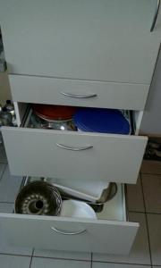 Große Küche inkl.
