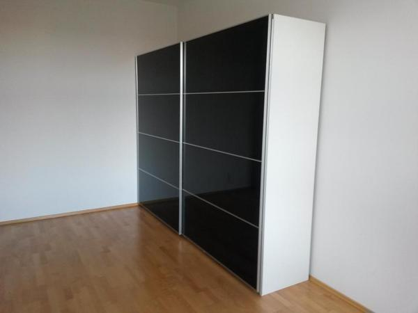 gro er 3 meter ikea pax uggdal kleiderschrank 300 x. Black Bedroom Furniture Sets. Home Design Ideas