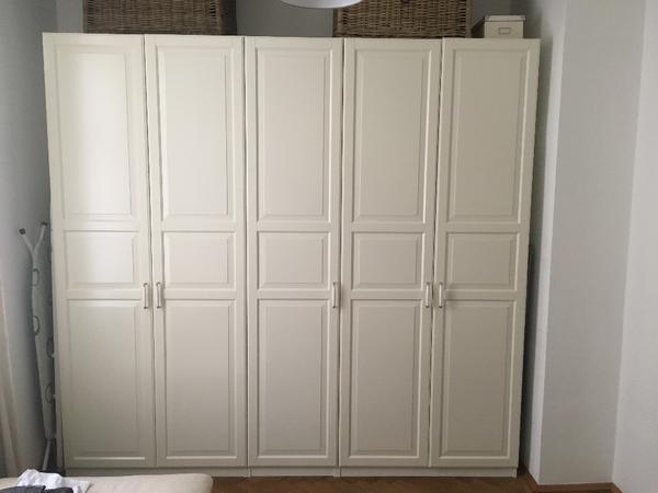 kleiderschrank ikea gebraucht kaufen nur 3 st bis 75. Black Bedroom Furniture Sets. Home Design Ideas