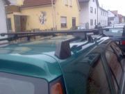 Grundausrüstung für Dachgepäckträgersysteme.