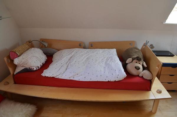 haba bett gebraucht kaufen 4 st bis 70 g nstiger. Black Bedroom Furniture Sets. Home Design Ideas