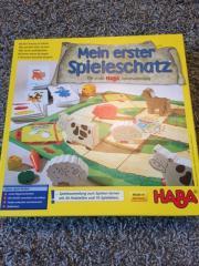 HABA mein erster Spieleschatz - Top! Haba mein erster Spieleschatz. Ab 3 Jahren. Top Zustand! 19,- D-90469Nürnberg Heute, 19:14 Uhr, Nürnberg - HABA mein erster Spieleschatz - Top! Haba mein erster Spieleschatz. Ab 3 Jahren. Top Zustand!