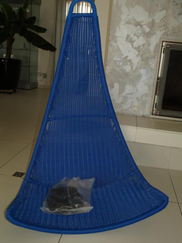 h ngekorbsessel 39 swinga 39 von ikea in sindelfingen baby und kinderartikel kaufen und verkaufen. Black Bedroom Furniture Sets. Home Design Ideas