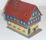 Häuser für Modelleisenbahn -