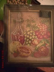 Handarbeit: Stilleben Obst