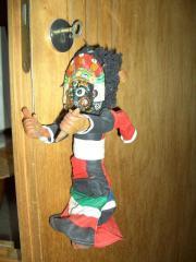 Handpuppe, Marionette aus