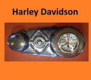 Harley Davidson Wanduhr -