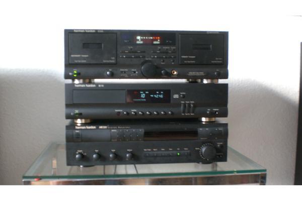 harman kardon hifi stereoanlage in m lheim an der ruhr. Black Bedroom Furniture Sets. Home Design Ideas