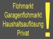 Hauhaltsauflösung  Privater Flohmarkt