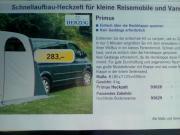Heckzelt für VW