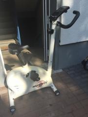 Heimtrainer Fahrrad Amysa