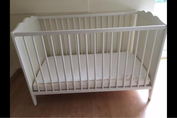 Ikea Aufbewahrung Rollcontainer ~ Hensvik Kinderbett NEU » Wiegen, Babybetten, Reisebetten